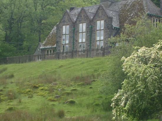 Elan Valley Lodge