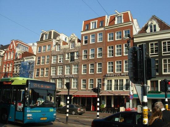 Ibis Styles Amsterdam Central Station: vista hotel