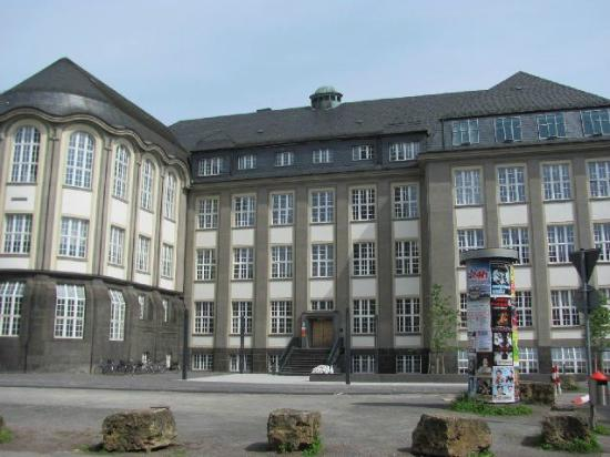 University of applied sciences trier germany top tips for Designhotel trier