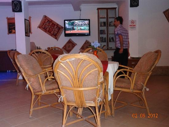 Our House Restaurant: comfortable surroundings