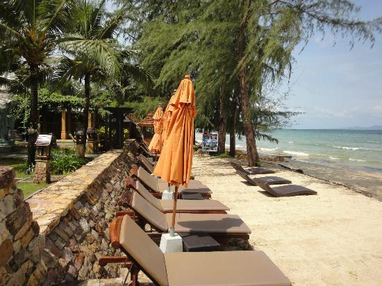 Amari Vogue Krabi: プライベートビーチ
