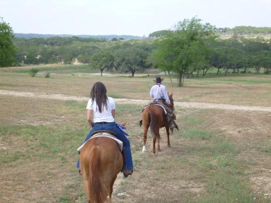Silver Spur Guest Ranch: a passeggio nel ranch
