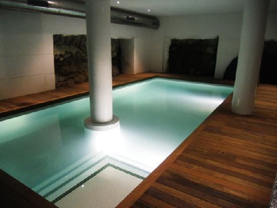 Hotel Spa Vilamont: Zona Spa