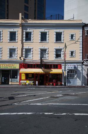 Photo Tours of San Francisco Day Tours : Photo Tours of San Francisco - Street Building