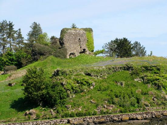 Tall Tales of Mull: Aros Castle