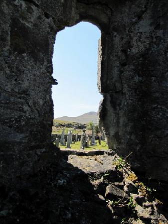 Tall Tales of Mull: Pennygowan Graveyard