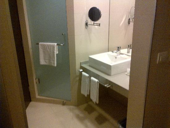Hotel Novit: Bonita disposicion