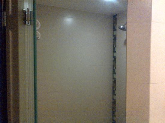 Hotel Novit: regadera