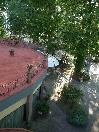 Hotel Columbus: panorama