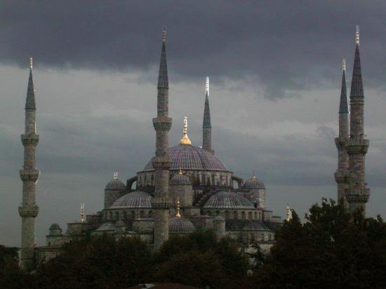 Turkland Tours Istanbul Day Tours: heavens parted
