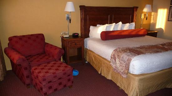 Best Western Plus King's Inn & Suites : Kings Inn, May 2012