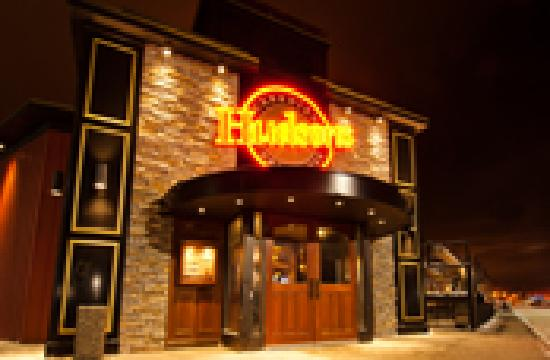 Hudsons Canadian Tap House
