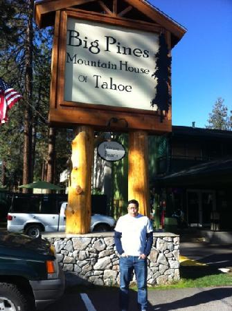 بيج باينز ماونتن هاوس: Big Pines 