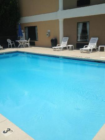 Comfort Inn Near High Point University: Pool