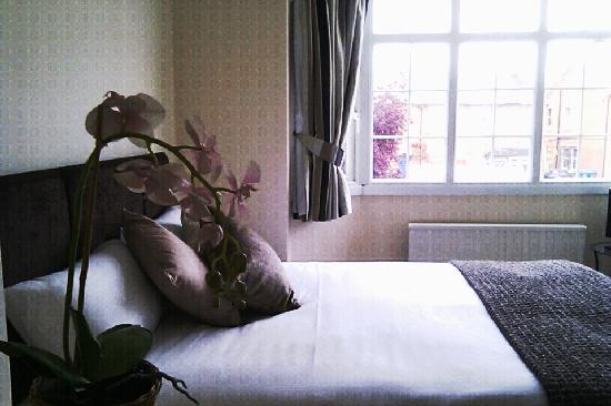 Hampton Lodge: Bed