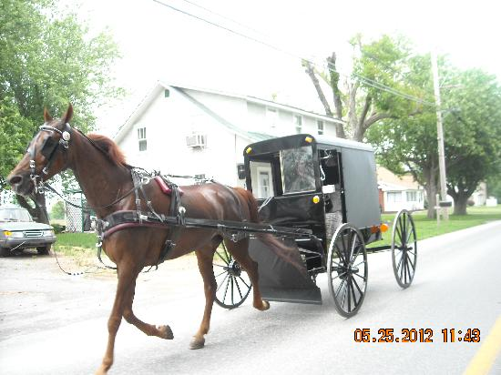 Kimmell House: Amish Country