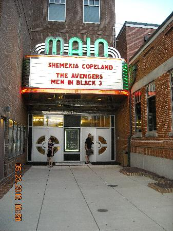 Kimmell House: Movie Theatre in Ephrata, PA