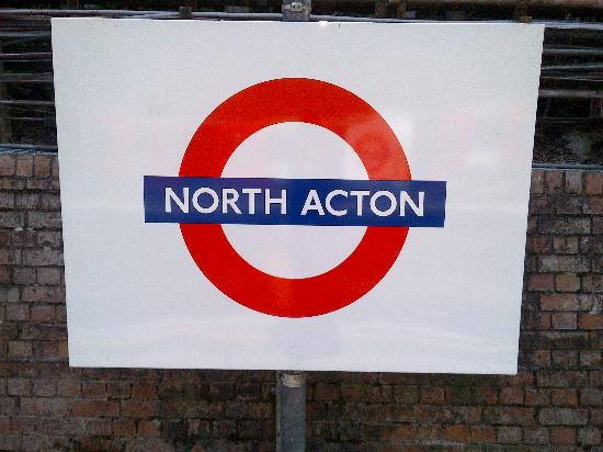 Holiday Inn Express London - Park Royal: in a little place called north acton