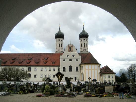 Benediktbeuern, Niemcy: Gesamtansicht