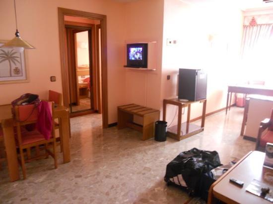 Foxa 32 Suites: Habitación