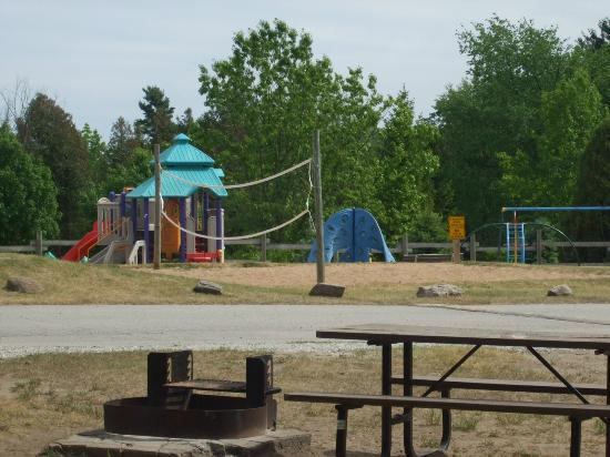 Barrie KOA : Park