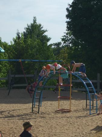 Barrie KOA Campground: Park