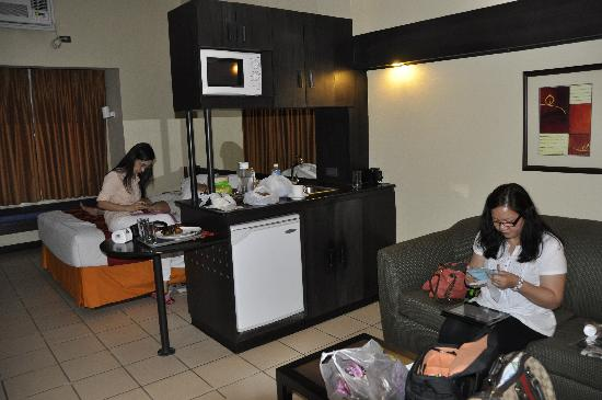 Microtel Inn by Wyndham Davao: our suite