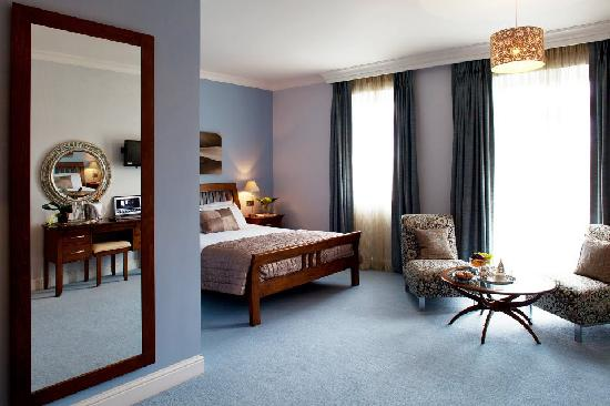 Fernhill House Hotel: A Spacious Double Room.