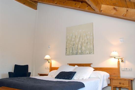 Hotel Florido: Habitación ático superior