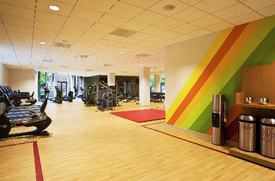 Sheraton Tysons Hotel: Sheraton Fitness programmed by Core Performance
