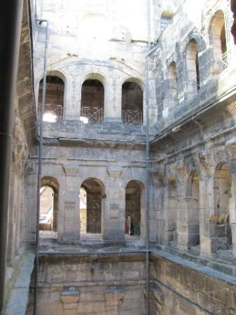 Secrets of the Porta Nigra: the porta nigra inside