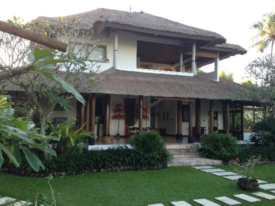 Villa Ahn: The villa