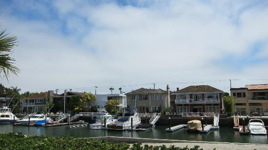 Balboa Bay Resort: The view!