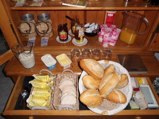TT Guesthouse : Breakfast 2