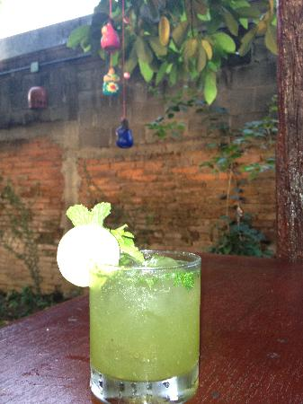 Latina Hostal: delicious Mojitos