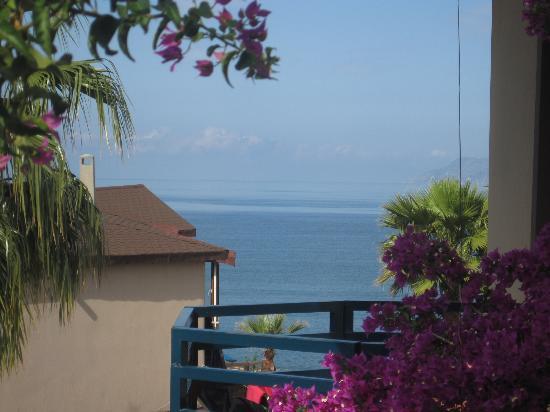 Bahar: View from balcony