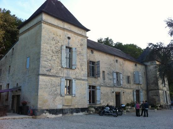 Chateau de Courtebotte: Vue extérieure