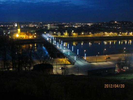 Vytautas the Great Bridge (Aleksotas Bridge): Aleksotas Bridge