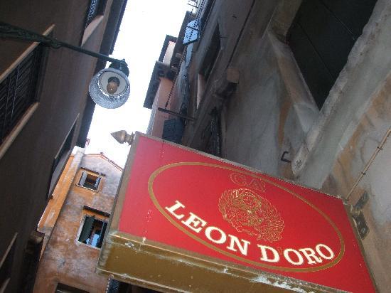 Foto do Hotel Ca' Leon D'Oro