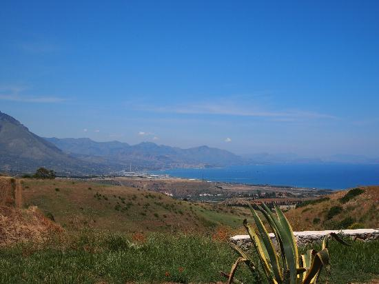 Masseria del Piano - Gargidicenere: View of the bay from the hotel