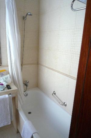 Hotel Pelai No. 1: Lavabo
