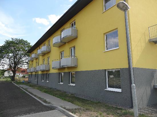 Hotel Albellus : Außenansicht