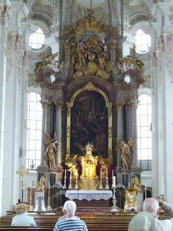 Holy Ghost Church : Holy Chost Church Altar