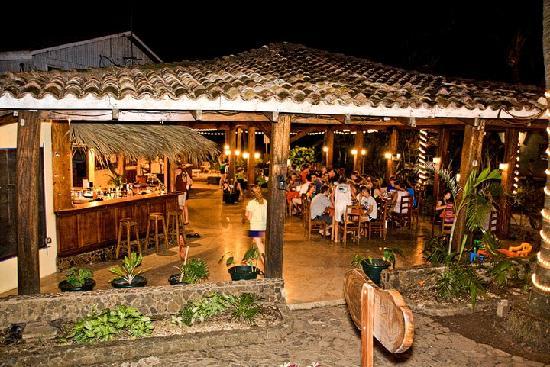 Hotel Brasilito: Restaurant