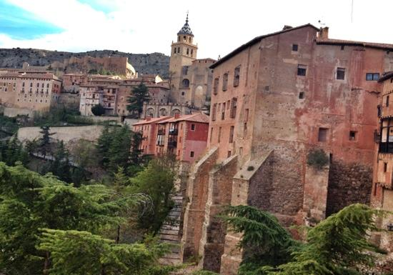 Hospederia El Zorzal: Albarracín