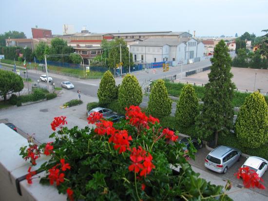 Hotel al Pino Verde: vew