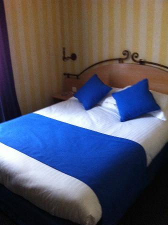 Hotel Delambre : Dobbeltsenga