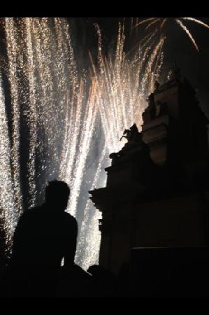 """Festa di San Giorgio 2012... dalla terrazza de """"la finestra sul Duomo"""""""