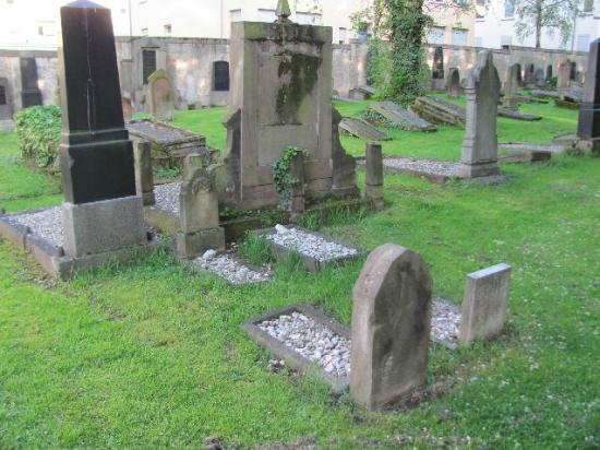 Judischer Friedhof: view