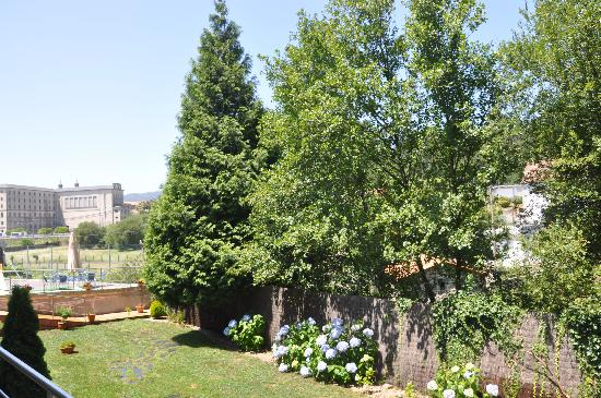Casa O Muino: Tu jardin